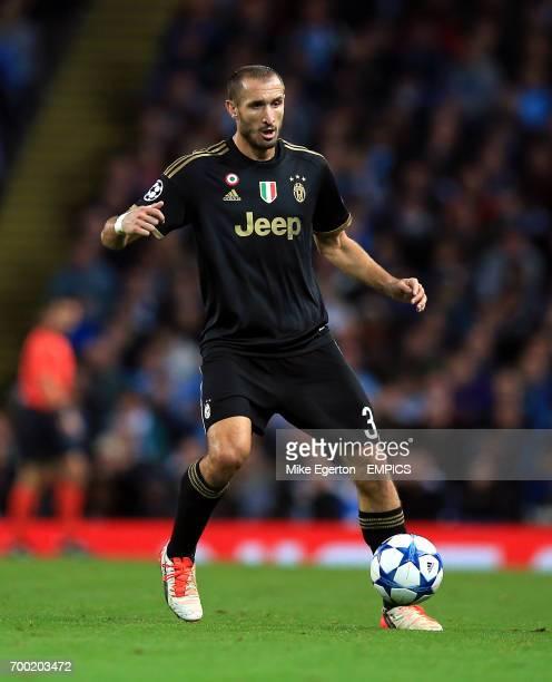 Giorgio Chiellini Juventus