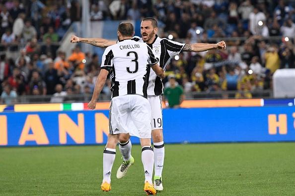 a48519e07 SS Lazio and FC Juventus  TIM Cup   News Photo