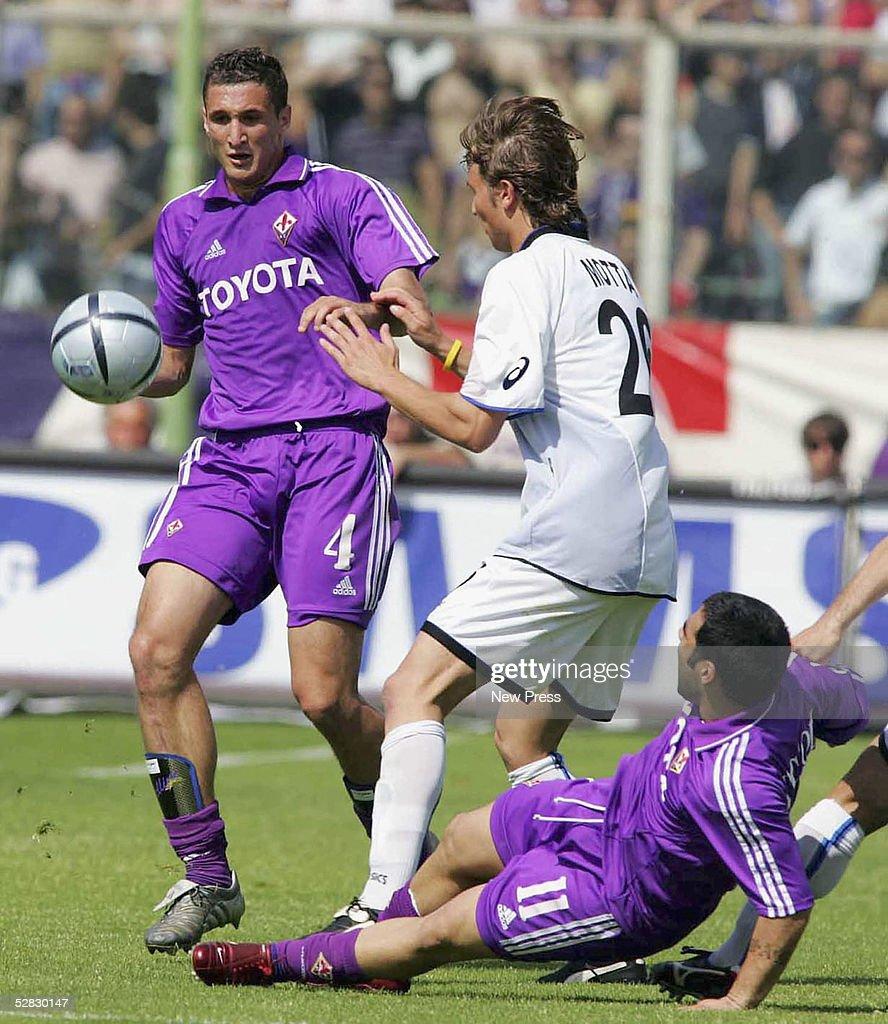 Fiorentina v Atlanta s and