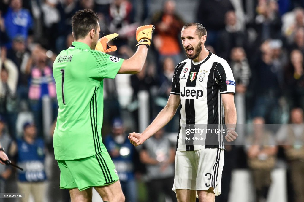 Juventus - Monaco Champions League Semi-Final : News Photo