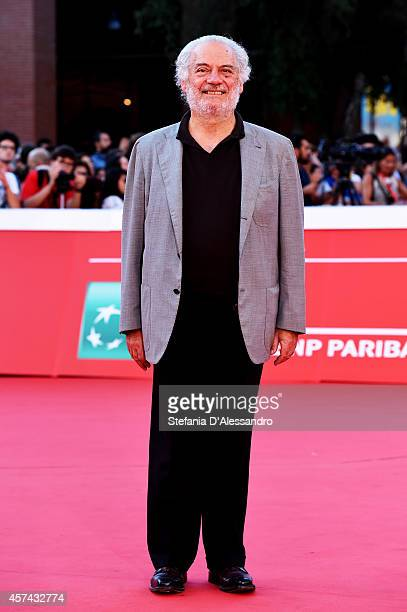 Giorgio Colangeli attends the 'A Tutto Tondo' Red Carpet during the 9th Rome Film Festival on October 18 2014 in Rome Italy