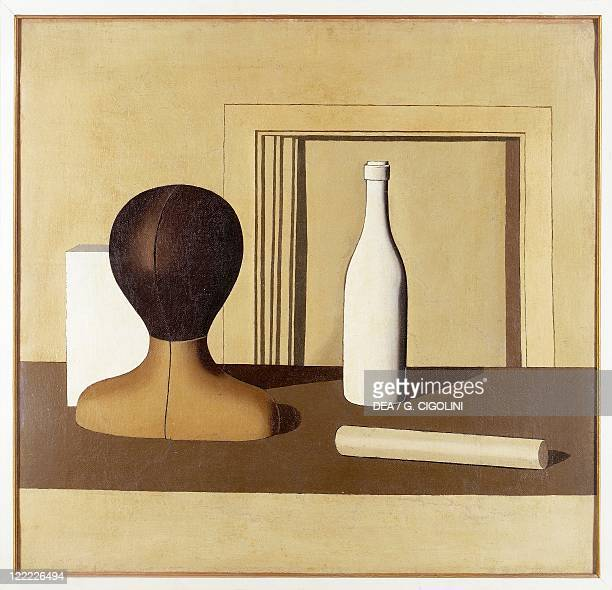 Giorgio Morandi Still Life 1918