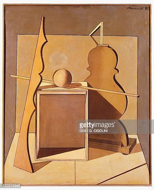 Giorgio Morandi Still Life 1919