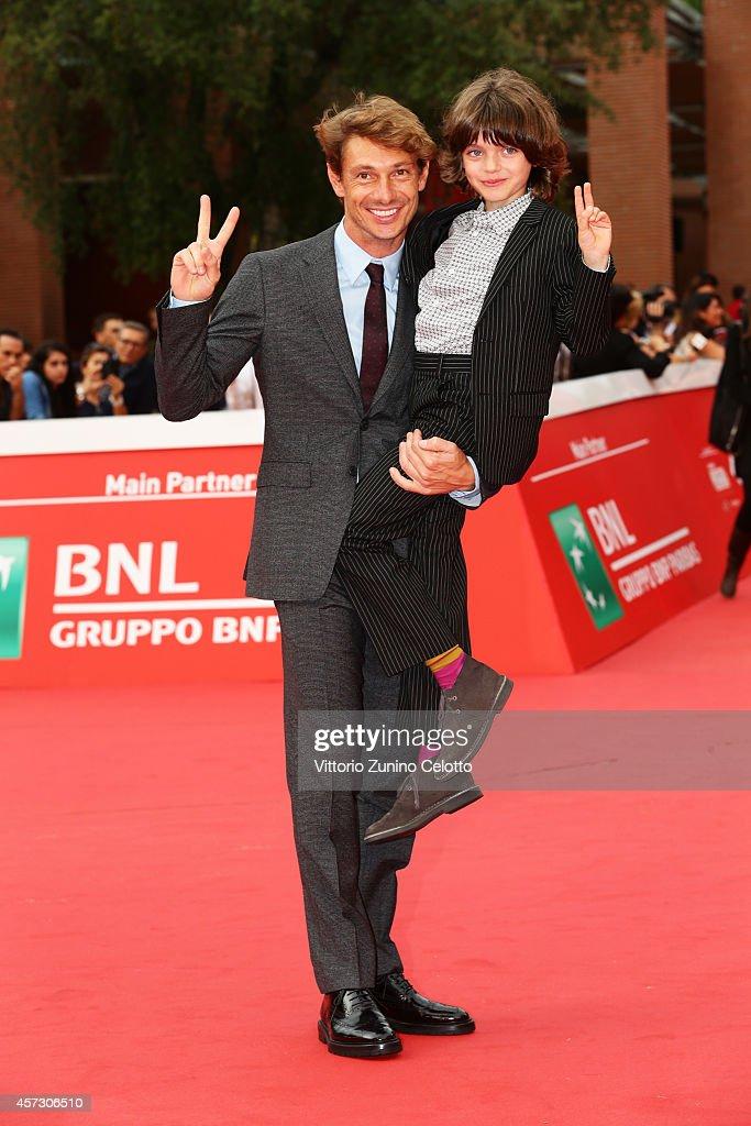 'Il Mio Papa' Premiere - The 9th Rome Film Festival