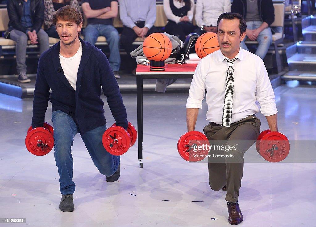 'Quelli Che Il Calcio' Tv Show