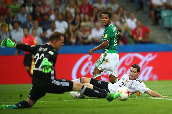 Germany v Mexico: Semi-Final - FIFA Confederations Cup Russia 2017 : News Photo