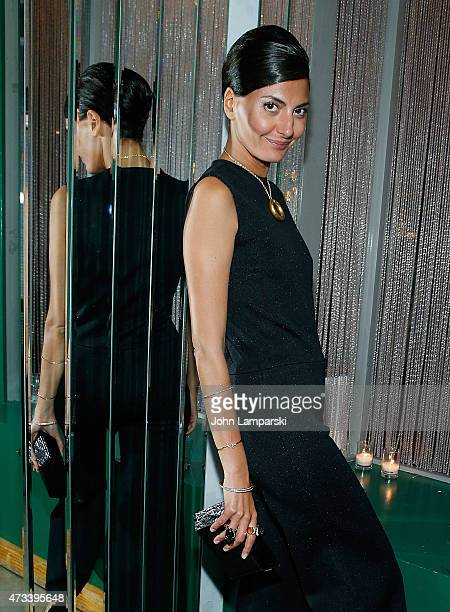 Giovanna Battaglia attends The Art Party at Tijuana Picnic on May 14 2015 in New York City