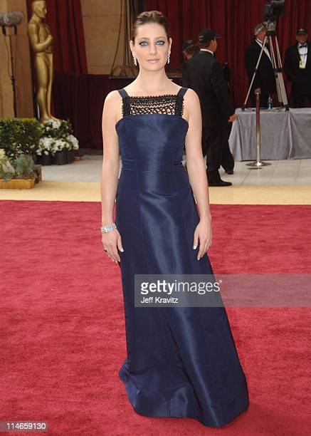 Giovanna Mezzogiorno during The 78th Annual Academy Awards Red Carpet at Kodak Theatre in Hollywood California United States