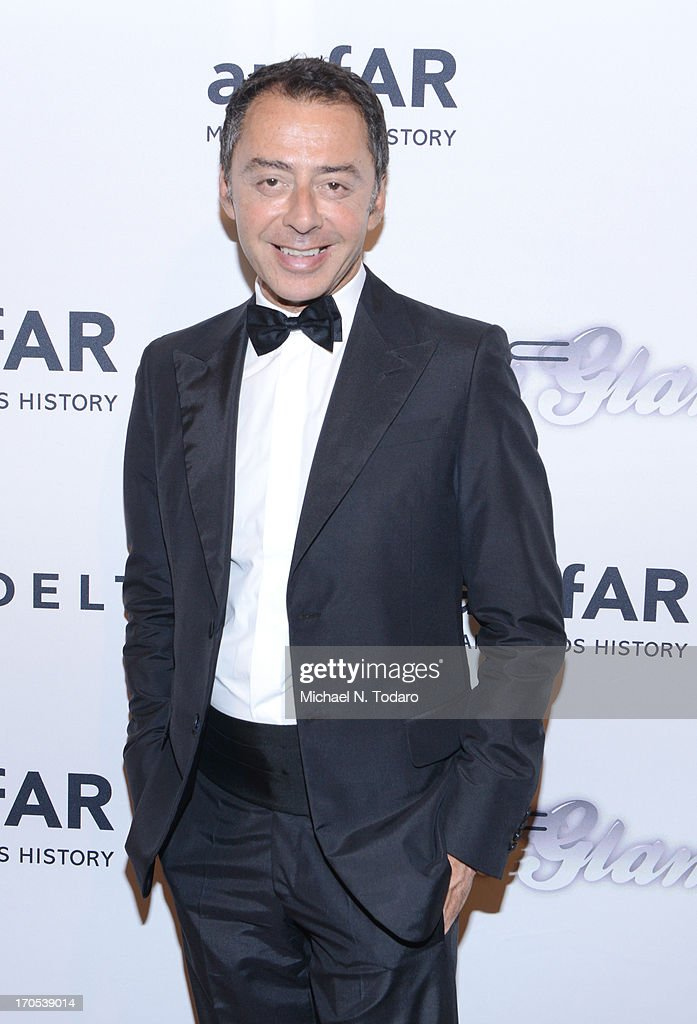 Giovanni Bianchi attends the 4th Annual amfAR Inspiration Gala New York at The Plaza Hotel on June 13, 2013 in New York City.