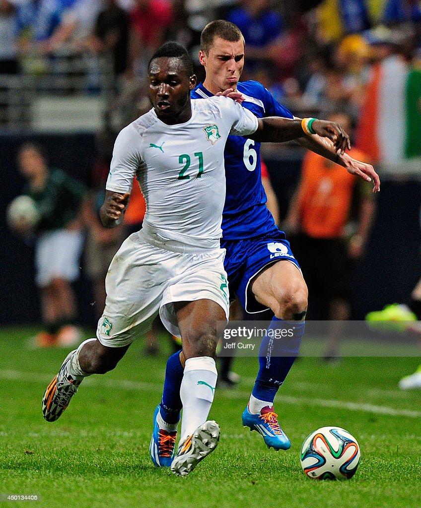 Bosnia-Herzegovina v Ivory Coast