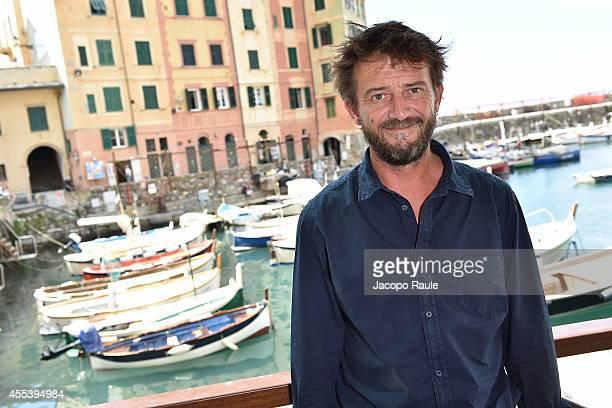 Giovanni Soldini attends Festival Della Comunicazione on September 13 2014 in Camogli Italy