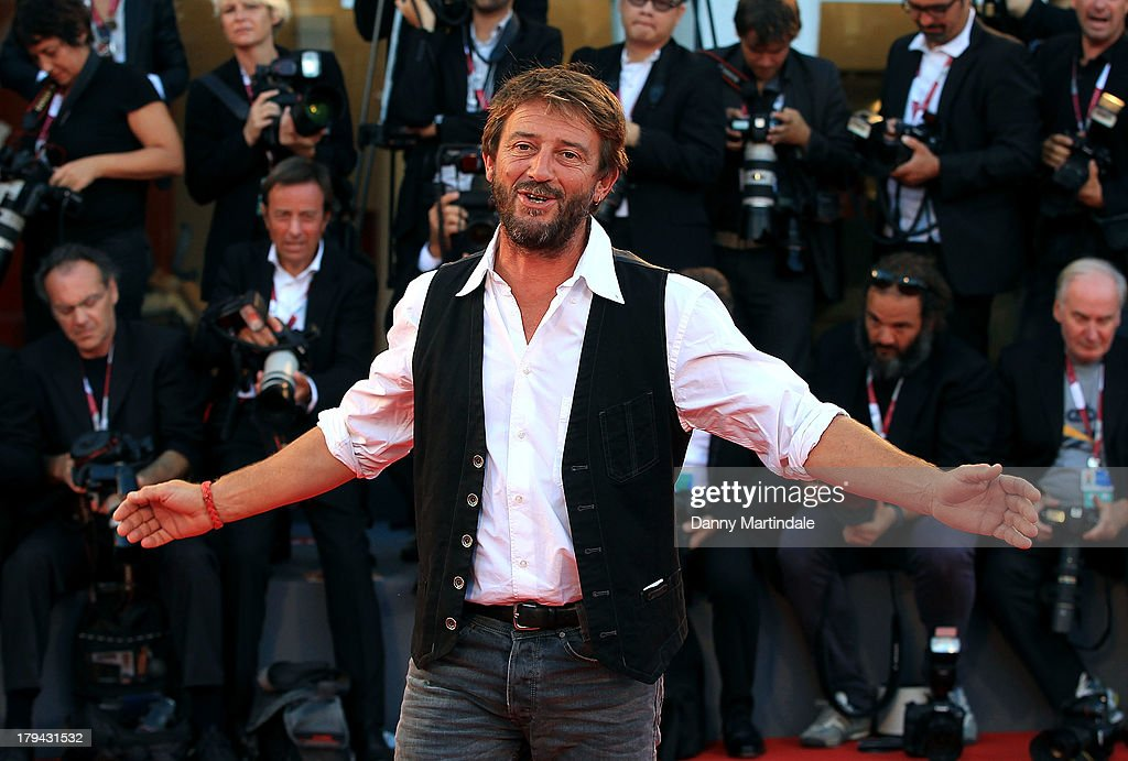 Giovanni Soldini attends 'Under The Skin' Premiere during the 70th Venice International Film Festival at Sala Grande on September 3, 2013 in Venice, Italy.