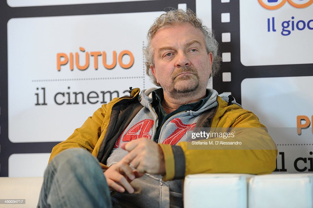 Giovanni Veronesi attends the Casting Awards Ceremony during the 8th Rome Film Festival at the Auditorium Parco Della Musica on November 16, 2013 in Rome, Italy.