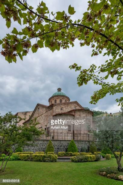 Giresun Museum(Chuch Gogora),Black Sea Coast of Turkey