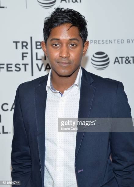 Giri Tharan attends the 'Tilt' Premiere during 2017 Tribeca Film Festival at Cinepolis Chelsea on April 22 2017 in New York City