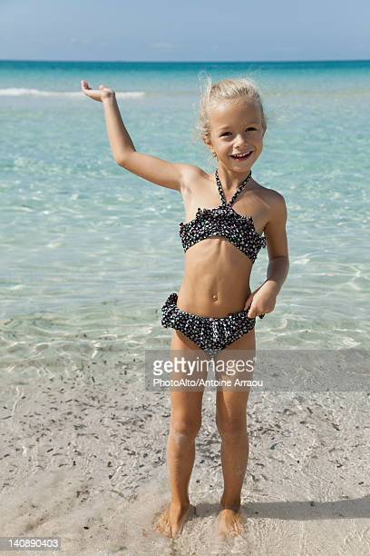 5 Yr Old Girls In Bikinis Stock Photos And Pictures
