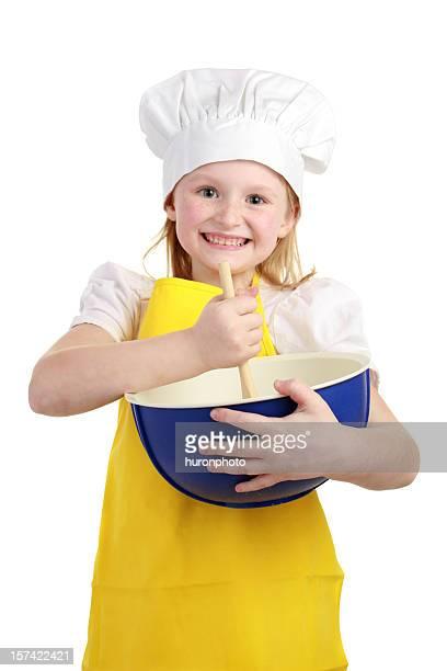 Ragazza chef
