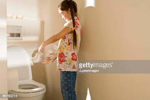 flushing girls