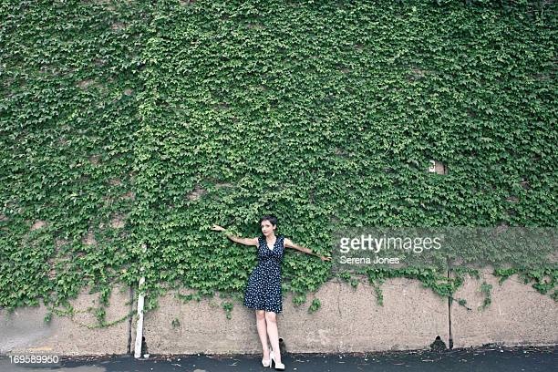 Girl in Ivy
