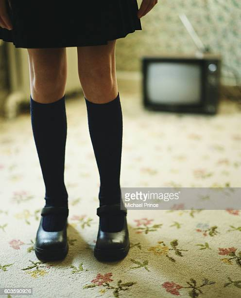 Vintage Mary Jane Shoes Stock Photos and Pictures   Getty ...