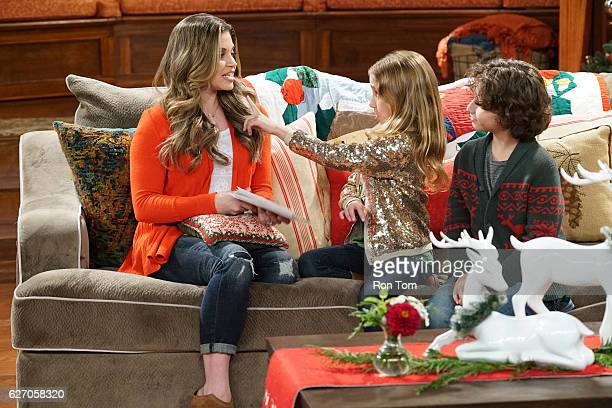 WORLD 'Girl Meets A Christmas Maya' It's the holidays and Riley is excited to celebrate her favorite time of the year but for Maya the holidays only...