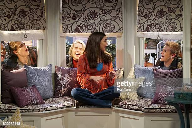 WORLD 'Girl Meets Her Monster' Riley skips out on helping Topanga at the bakery to stay home and bingewatch her favorite TV show and Topanga is not...