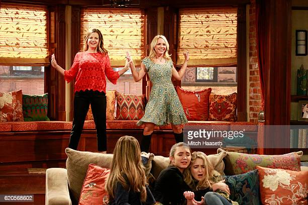 WORLD 'Girl Meets Hollyworld' Maya schemes to sabotage another actress so that her mom will get a role in an upcoming movie This episode of 'Girl...