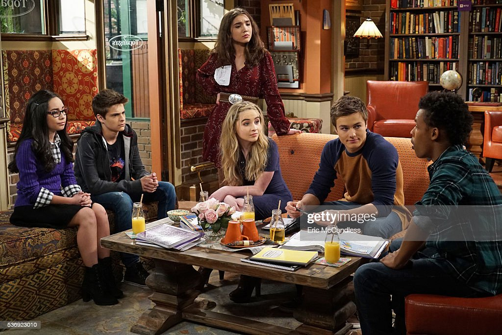 WORLD - 'Girl Meets Permanent Record' - After receiving a bad grade, Riley realizes high school scores count toward her permanent record. This episode of 'Girl Meets World' airs on Friday, June 17 (8:30 - 9:00 P.M. EDT) on Disney Channel. CECELIA