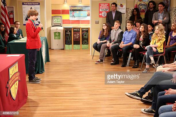 WORLD 'Girl Meets Smackle' When Smackle a debate champion from another school who happens to have a crush on Farkle realizes that he only sees her as...