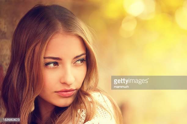 Retrato de la niña