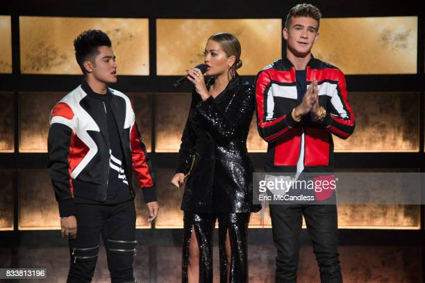 BOY BAND Girl Power The pressure is building as the top nine contestants perform hits made popular by superstar female artists This week we follow...
