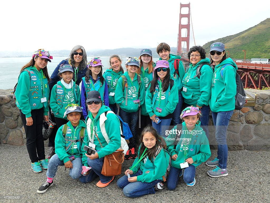girl scouts of the usa and national park service host a