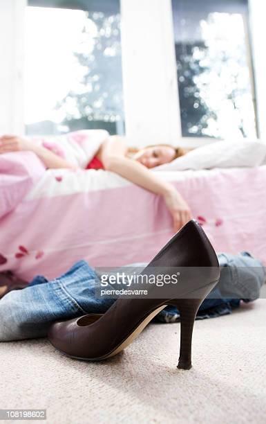 Mädchen Schlafen