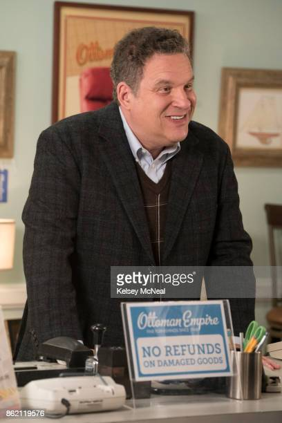 THE GOLDBERGS Girl Talk When The Ottoman Empires business declines due to a new furniture competitor Adam offers to make Murray a commercial starring...