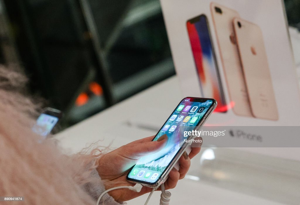 iPhone X sales started in Ukraine