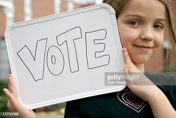 Girl Voter
