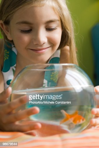 Dating site fish bowl