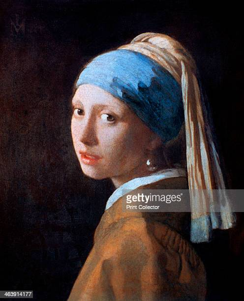 'Girl with a Pearl Earring' c1665 The girl's headdress has an exotic effect Turbans were a popular fashionable accessory in Europe as early as the...