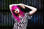 GBR: Girli Perform At The Wardrobe Leeds