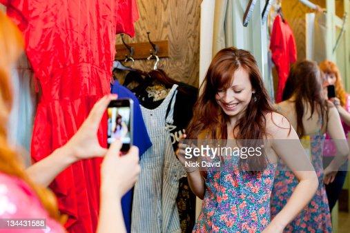 Girlmance : Bildbanksbilder