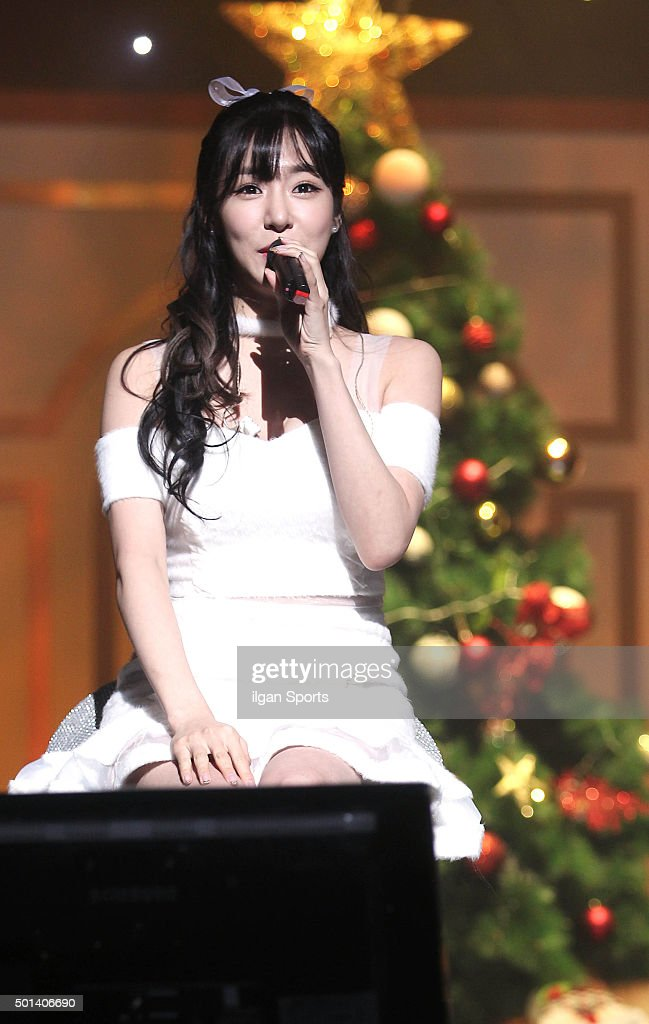 Girls' Generation-TTS Special Album 'Dear Santa' Showcase