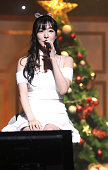 Girls' Generation-TTS Special Album 'Dear Santa' Showcase