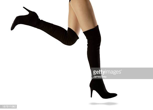 Sexy Girls In Boots Stock Photos And Pictures Getty Images