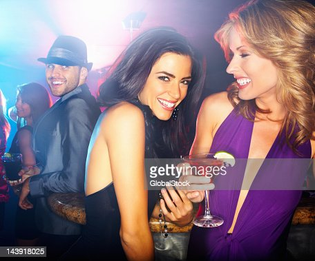 Club nocturno chicas semen