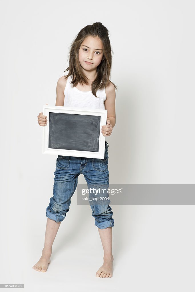 Girl's portrait : Stock Photo