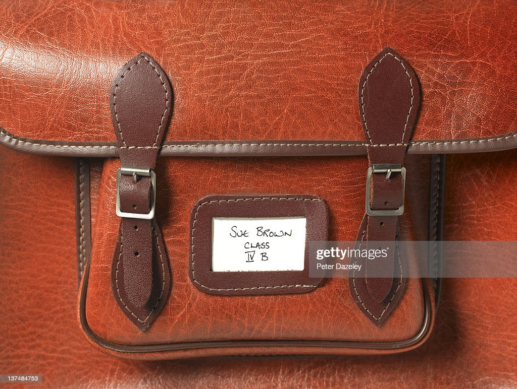 Girls rucksack/school bag : Stock Photo