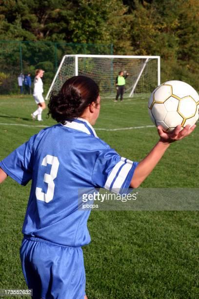 Girls soccer II