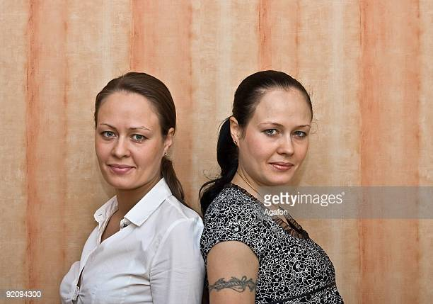 Girls Twins