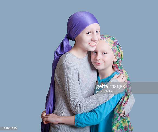 Girls with Cancer Hug