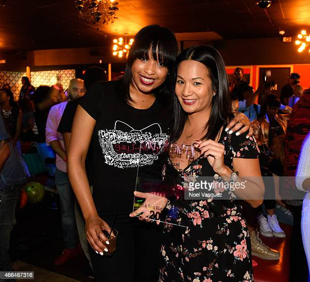 Girls With Gifts Founder Antoinetta Hairston and Hennessy West Coast Marketing Manager ThuyAnh J Nguyen attend the 3rd annual Girls With Gifts...